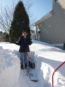 Shoveling Our Way Through